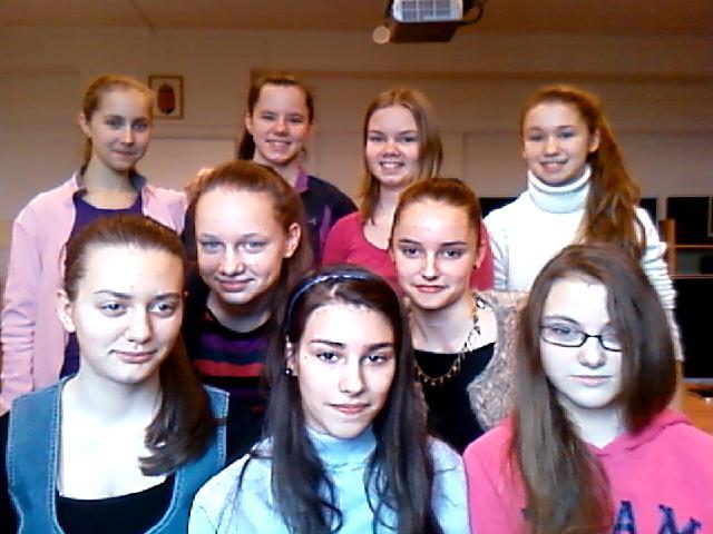 7.a lányok