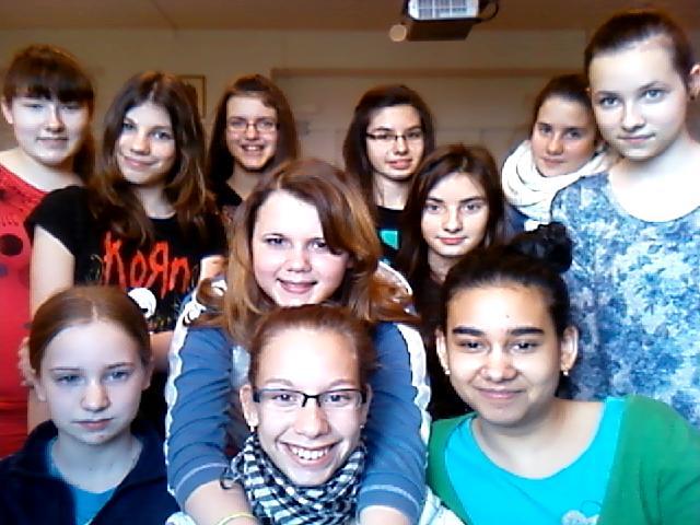 7.c lányok